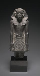 Statue of Amenemhat III | Cleveland Museum of Art